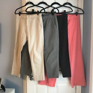 Assorted Pants and Cropped Pants